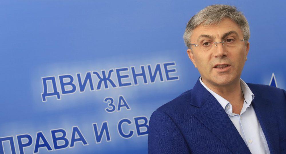 Мустафа Карадайъ от ДПС