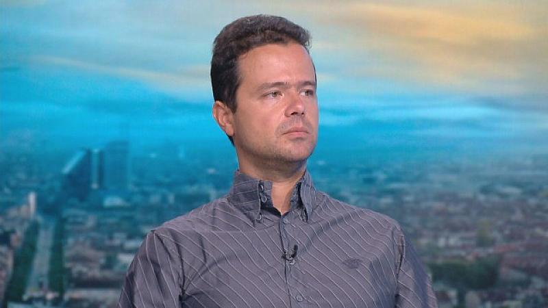 Димитър Ганев пред БТВ