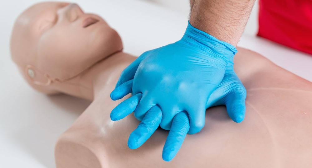 First Aid Training - CPR