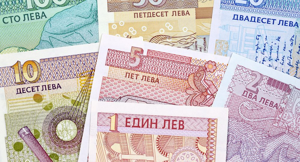 Bulgarian money a business background