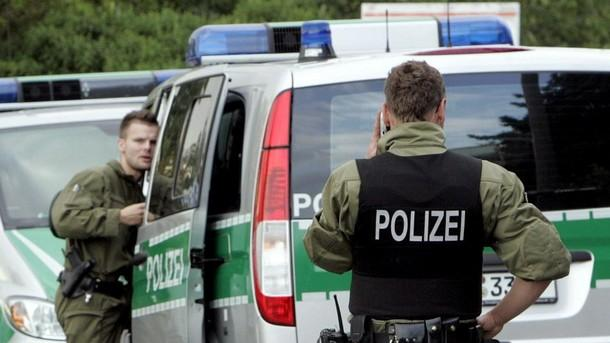 стрелба в Берлин