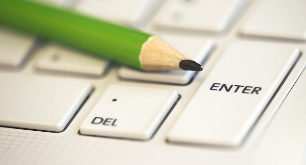 E-learning, online learning concept